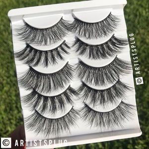 Makeup - HP!! NEW! 🔥 5 PAIR MINK LASH ASSORTMENT